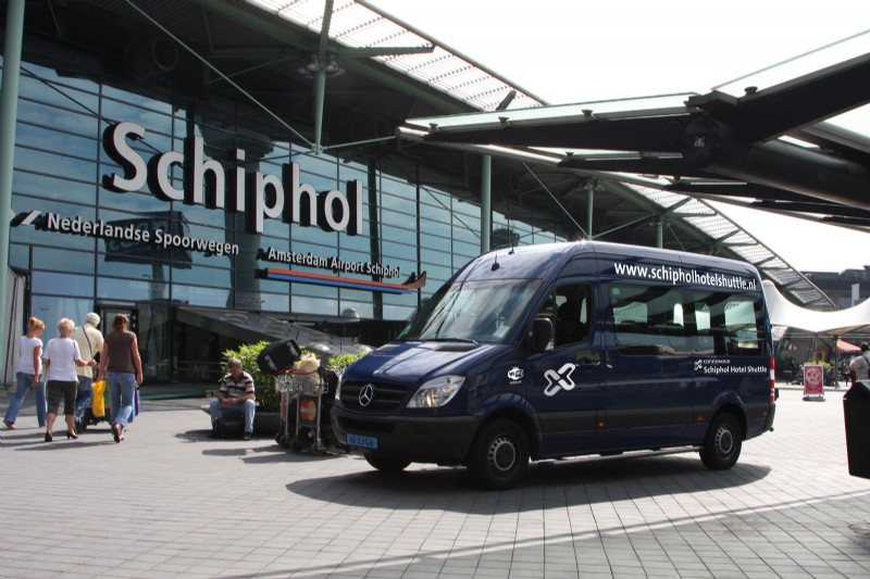 Connexxion Hotel Shuttle naar Grand Hotel Amstelveen